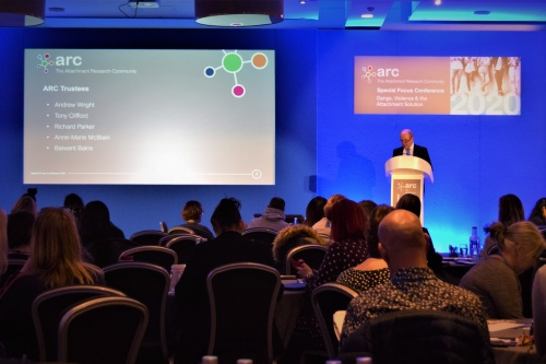 Gangs, Violence and the Attachment Solution - ARC holds its first special focus conference